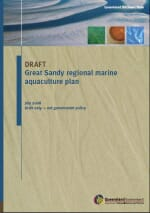 Great Sandy regional marine aquaculture plan(GSRMAP)