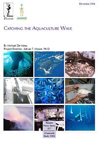 Catching the Aquaculture Wave