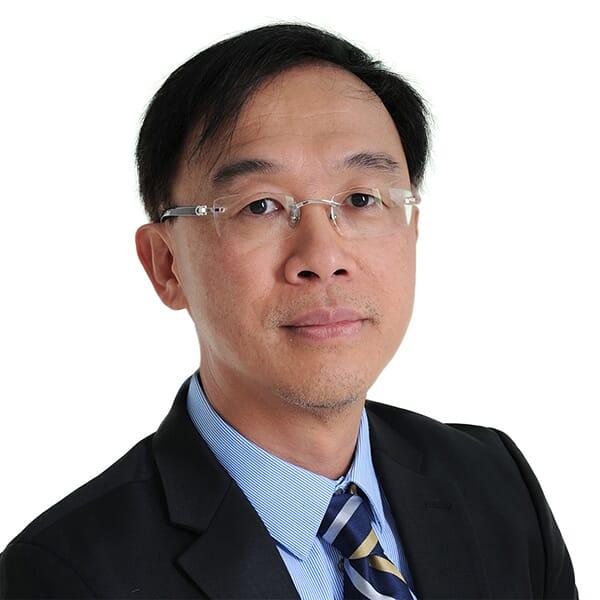 BK Chew, Regional director APAC