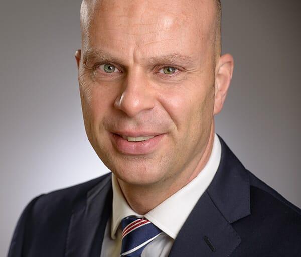 Nutriad CEO Erik Visser