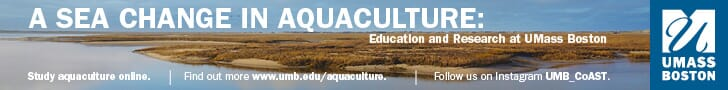 Aquaculture Courses at UMASS Boston